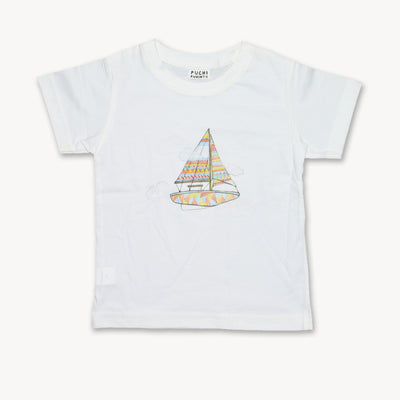 T-shirt Dreamer's Sailboat Tops tees outfits Unisex Round neck