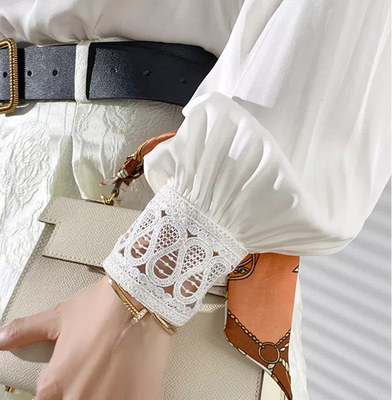 Loyal Embroidered Blouse