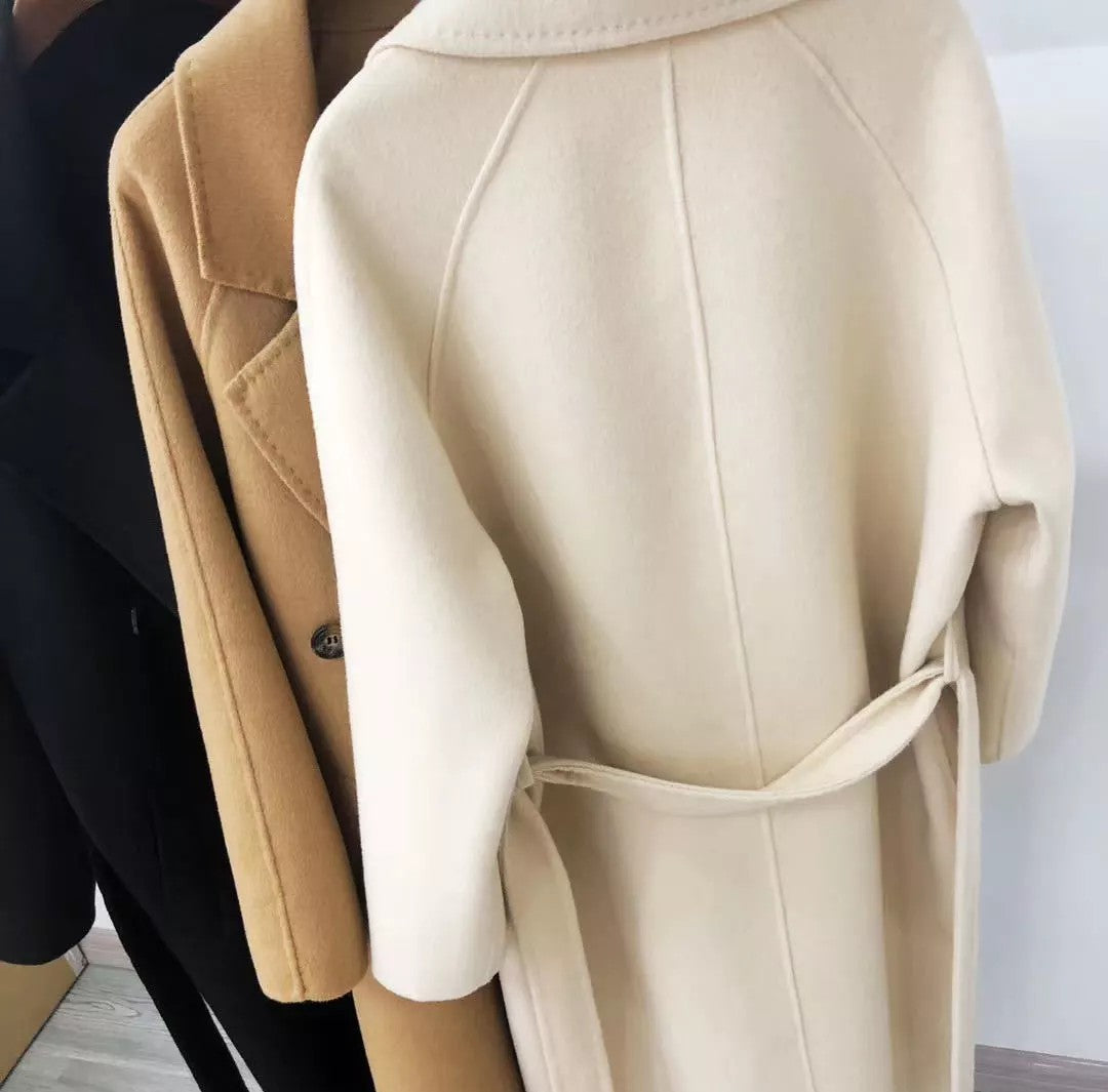 Lily Wool Coat