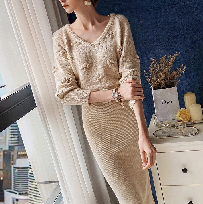 Paulina Knit Dress