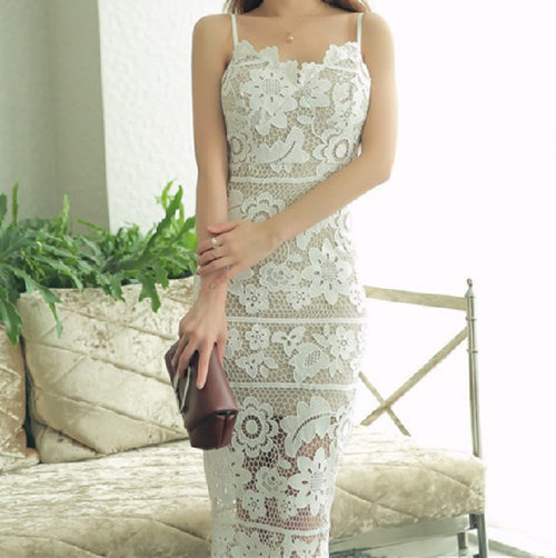 Royalty Lace Dress
