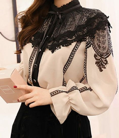 Royalty Blouse
