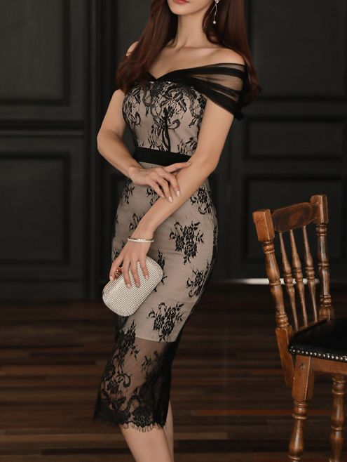 Heaven Lace Dress