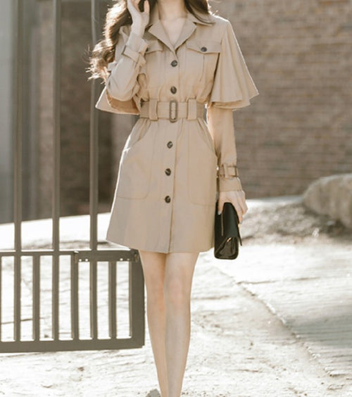 Jackie Trench Coat
