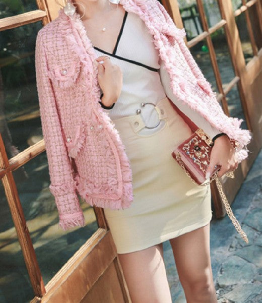Jasmine Tweed Jacket