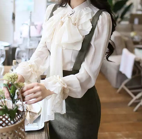 Harvest Luxe Blouse