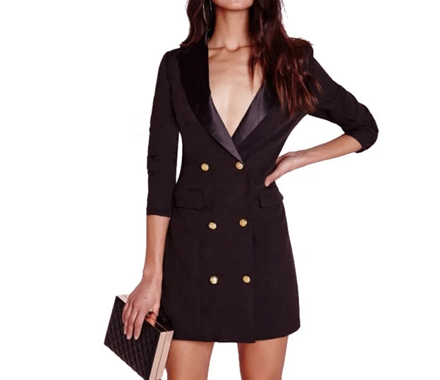Pretty Woman Blazer Dress