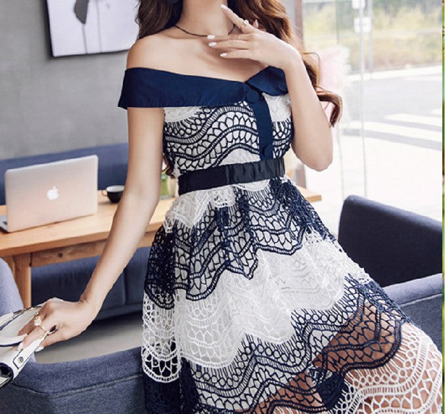 Luz Lace Dress