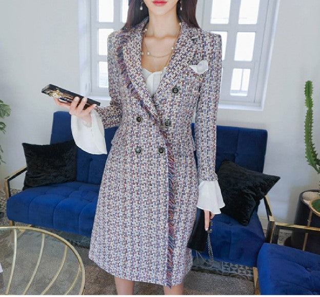 Martina Tweed Coat
