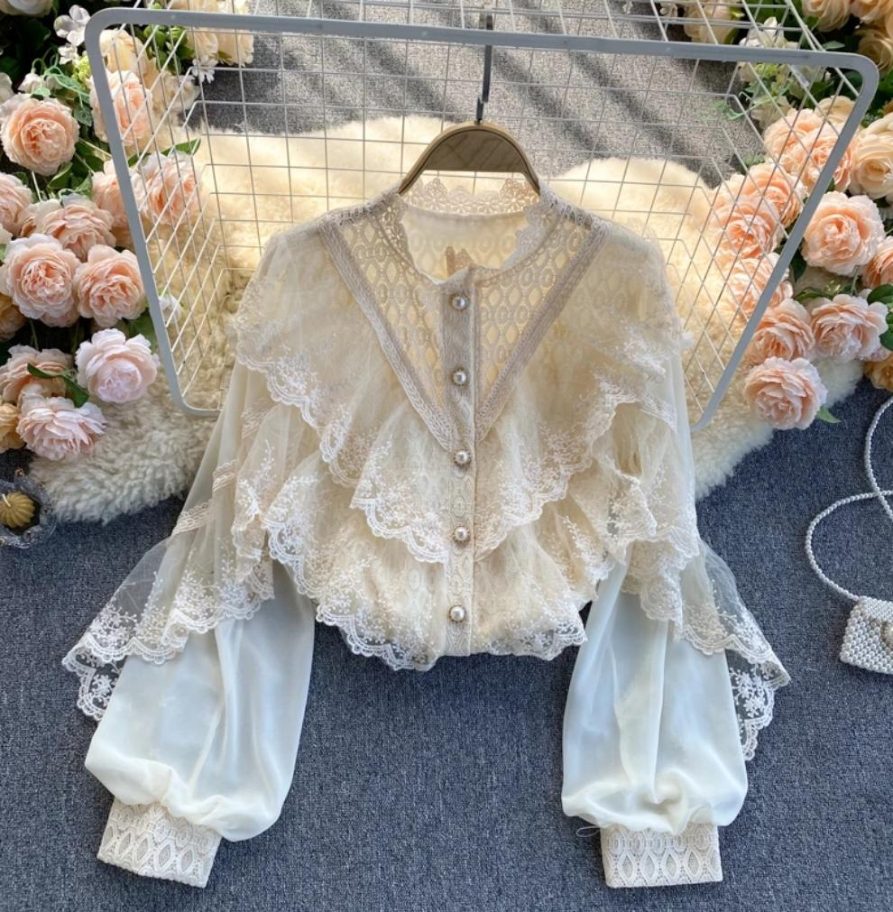 Neila Lace Blouse
