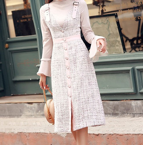 Lana Tweed Dress Set