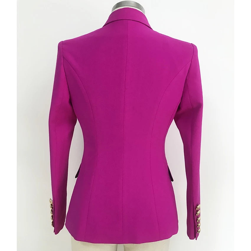 Muse Royal Italian Blazer Pink