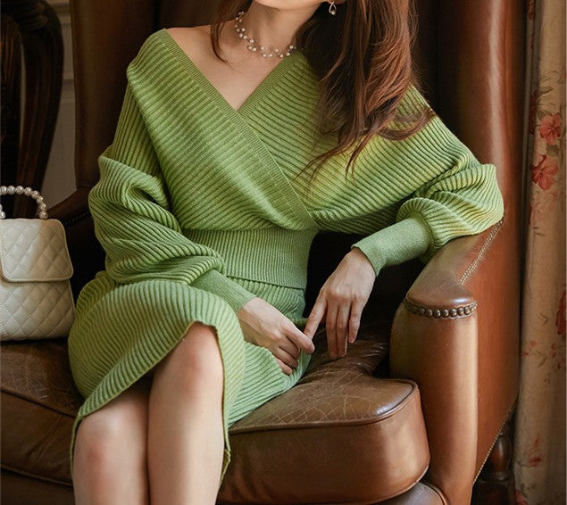 Julia 2-Piece Set Green