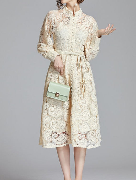 Dana Lace Dress