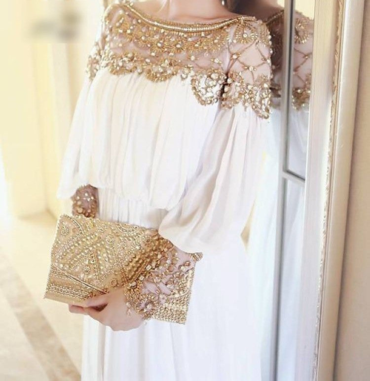Grecian Goddess Luxe Dress