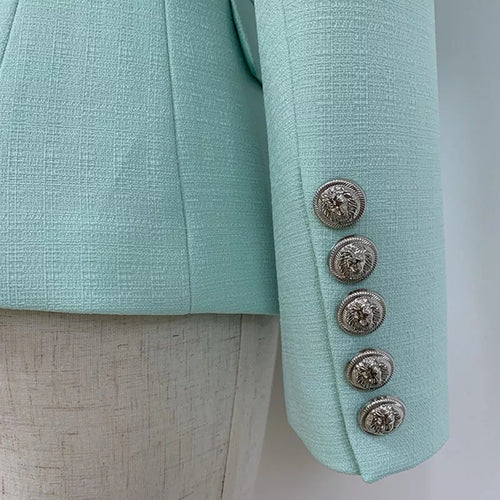 Muse Royal Italian Blazer Mint