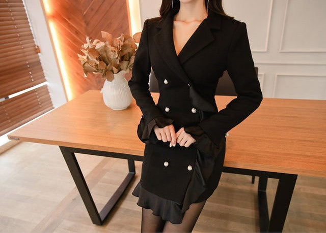 Mila Coat Dress