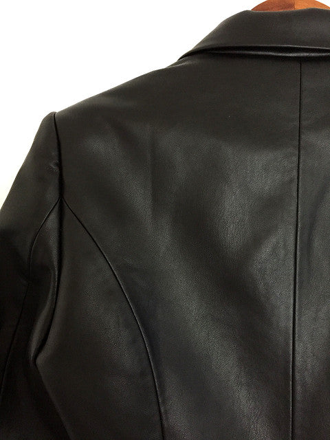 Kingdom Vegan Leather Jacket