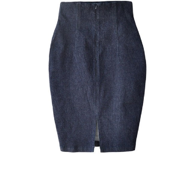 Viva Vintage Denim Skirt