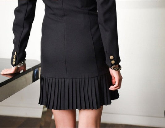Kami Vinci Dress Black