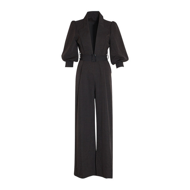 Viviana Jumpsuit Black