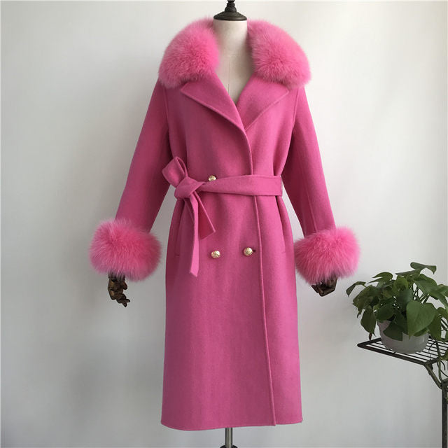 Juliana Luxe Coat
