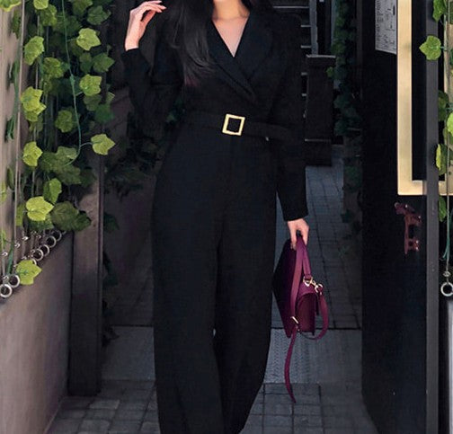 Reina Wide Leg Jumpsuit