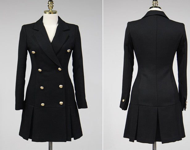 Tasha Jacket Dress