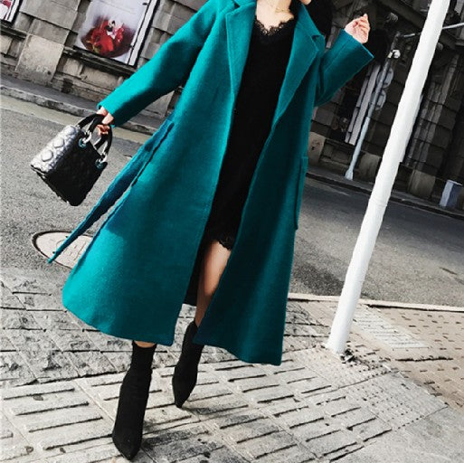 Waldorf Wool Coat