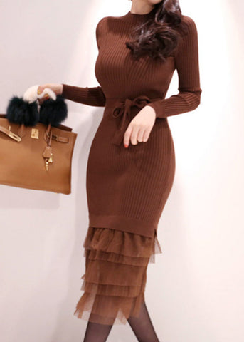 Nora Knit Dress