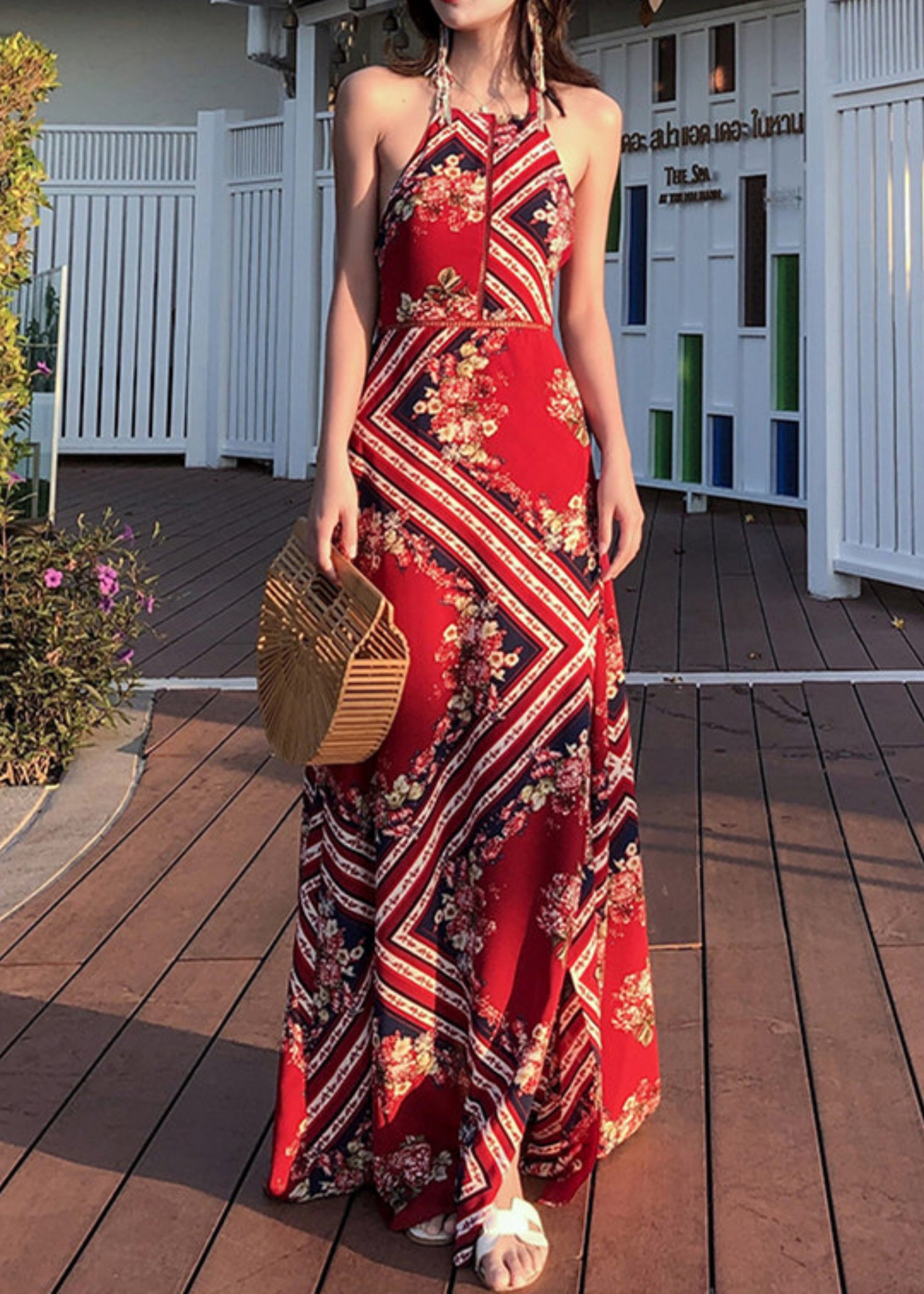 Sacaleta Resort Dress