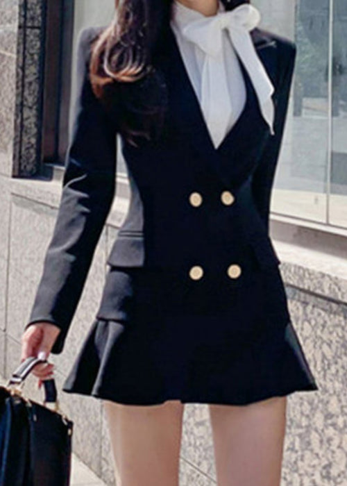 Shirley Mini Coat Dress