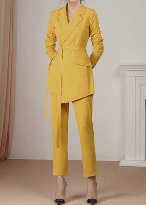 Sunshine 2 Piece Suit