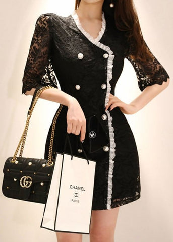 Eva Lace Dress