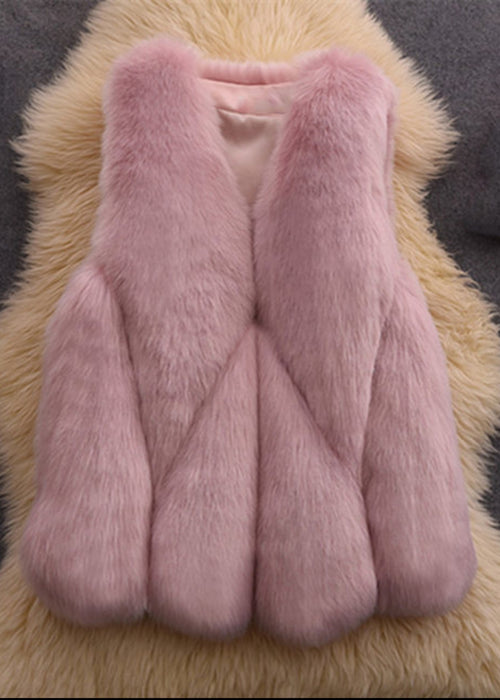 Patience Vegan Fur Vest