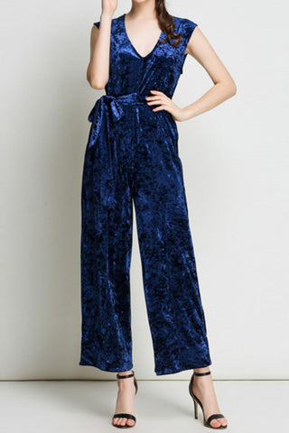Royal Jumpsuit