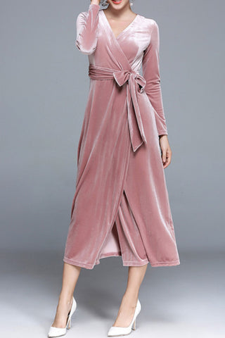 Jessica Chiffon Rainbow Dress