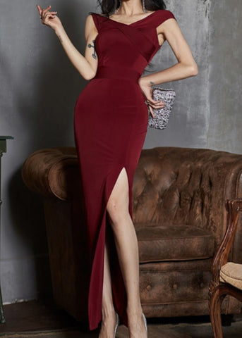 Suenos Satin Dress