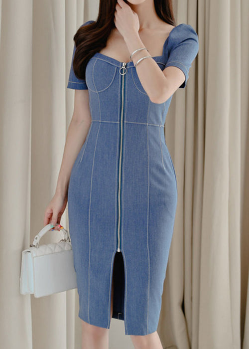 Lana Denim Dress