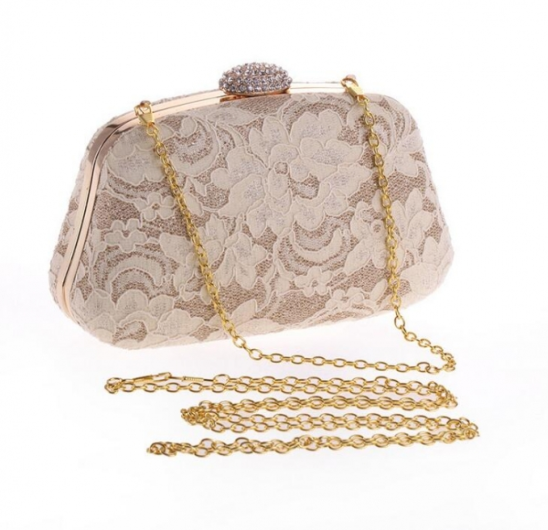 Cannes Lace Bag