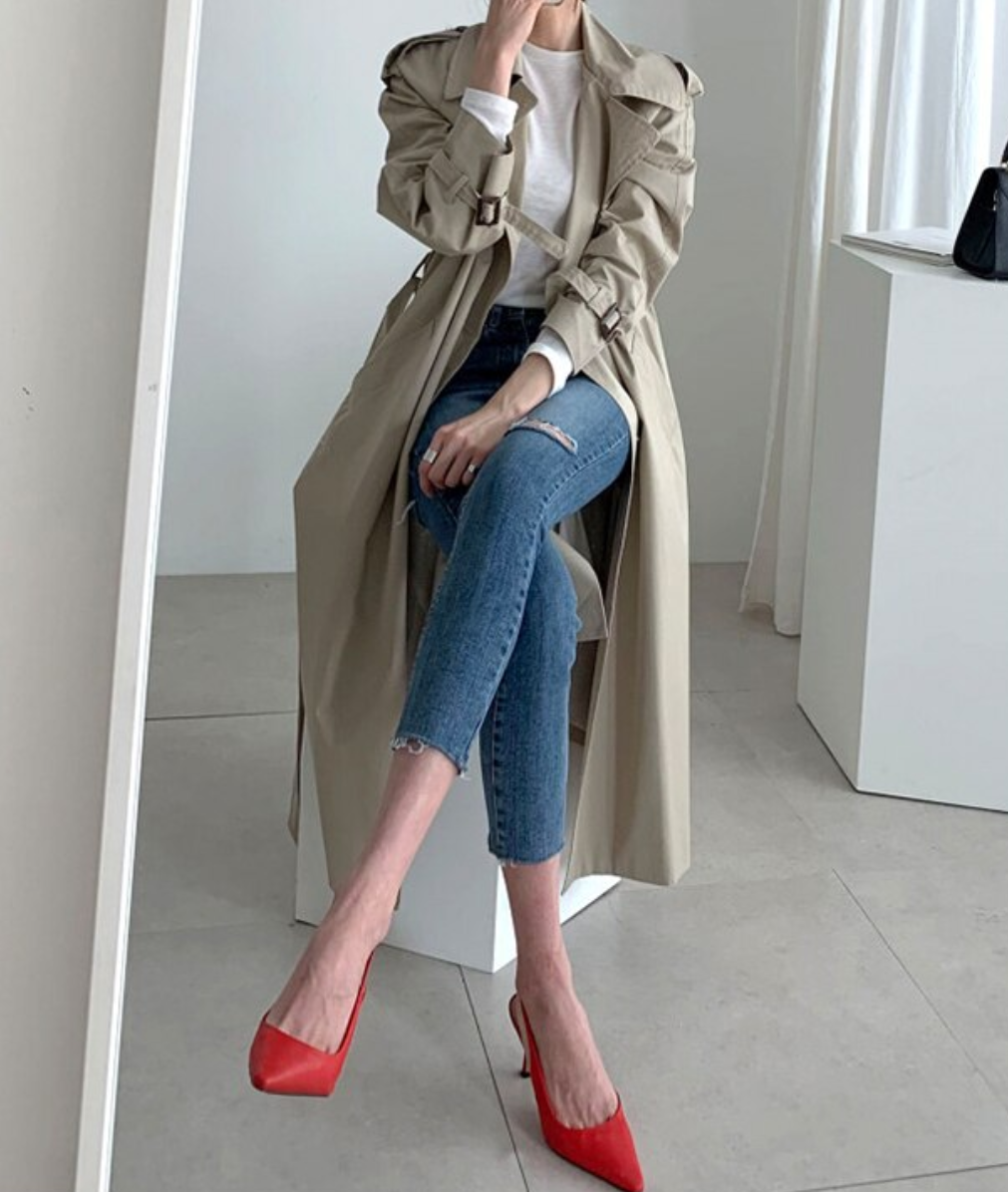 Maxwell Trench Coat