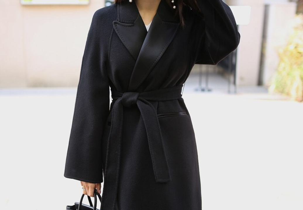 Noir Rich Coat
