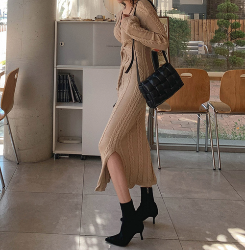 Joy Knit Dress