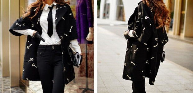 Key Glam Coat