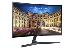 Samsung - C24F396 - Curved PC Screen 24 Inches - VA Slab