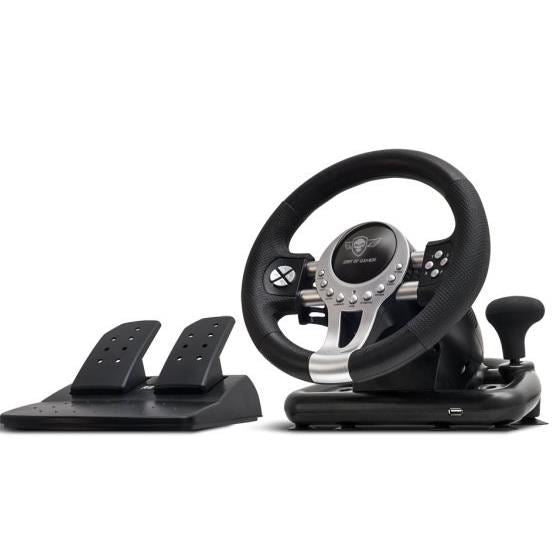 SPIRIT OF GAMER Pack Gaming Steering Wheel Pedal SOG - RWP2
