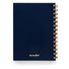 Hereafter Journal Leatherette Back