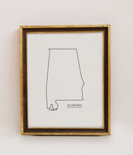 Load image into Gallery viewer, alabama poster