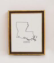 Load image into Gallery viewer, Louisiana poster