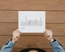 Load image into Gallery viewer, New York City Skyline